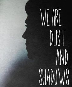 Only if you've read the Infernal Devices... Wish I could write quotes like this..