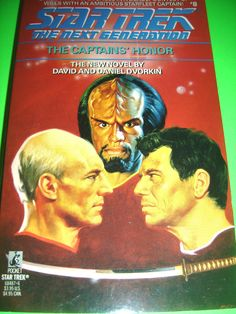 The Captains Honor ~ STAR TREK