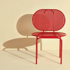 Verena Hennig launches furniture with roller seats and backs