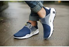 quality design 7acce bc7f9 2015 Nike Air Presto Mens Running Shoes Navy Blue New Arrival, Price:  $85.00 - Nike Rift Shoes