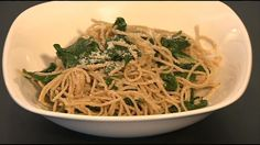 WSVN — Pasta is the original Italian comfort food, and this morning we have a recipe that's easy and delicious. That's what's cooking, as we. Pasta Recipes, Pasta Meals, Skinny Chicken, Parmesan Pasta, Italian Cooking, Noodles, Spinach, Spaghetti, Veggies