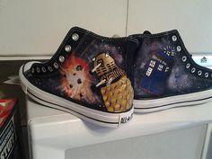 Doctor Who Merchandise: Wear It Loud and Proud!