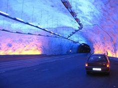 Tunel pro klaustrofobiky