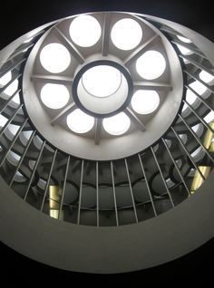 Music Library Skylight by Anthony Easton