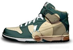 snorlax shoes