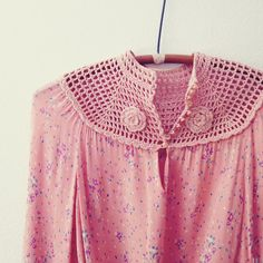 No Carnations: vintage crochet