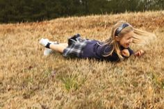 Rolling down a Hill...