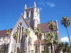 Visit the spiritual site in Bermuda folk make a pilgrimage to every year; tourists and residents alike. It is the universally admired Bermuda Cathedral. The magnificent Mother Anglican church is also known as The Cathedral of the Most Holy Trinity. .  Pin provided by Elbow Beach Cycles http://www.elbowbeachcycles.com