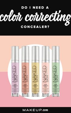 This guide will help you finally determine if you need a color correcting concealer. See if you need to add this beauty product to your makeup routine now.