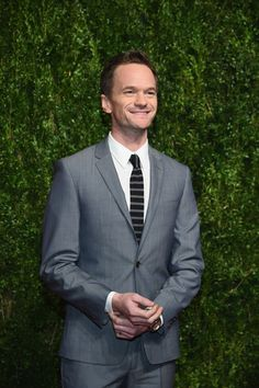 Actor Neil Patrick Harris attends the God's Love We Deliver, Golden Heart Awards at Spring Studio on October 15, 2015 in New York City.
