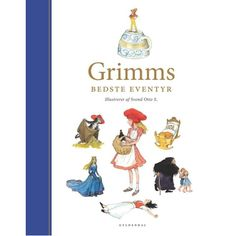 Grimms Bedste Eventyr - Bog & Ide - 299,-