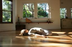 Yin yoga sequence for the kidneys and urinary bladder