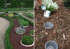 Оригинальные идеи для сада и огорода своими руками фото