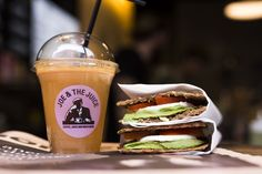 Edgy Danish Coffee/Juice Bar Unveils First Chicago Location on Wednesday - Eater Chicago Joe And The Juice, Chicago Location, Danish, Thursday, Wednesday, Coffee, Tableware, Gold Coast, Bobby