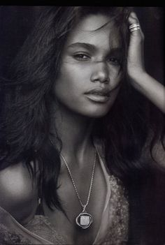 Unknown beauty by Peter Lindbergh