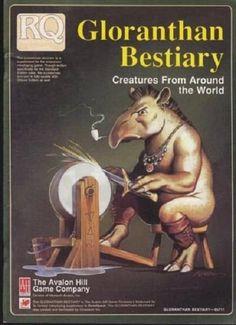 Gloranthan Bestiary