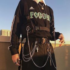Mens grunge streetwear looks 2019 fashion trends Edgy Outfits, Mode Outfits, Grunge Outfits, Grunge Fashion, Girl Outfits, Fashion Outfits, Fashion Trends, Style Fashion, Fashion Lookbook