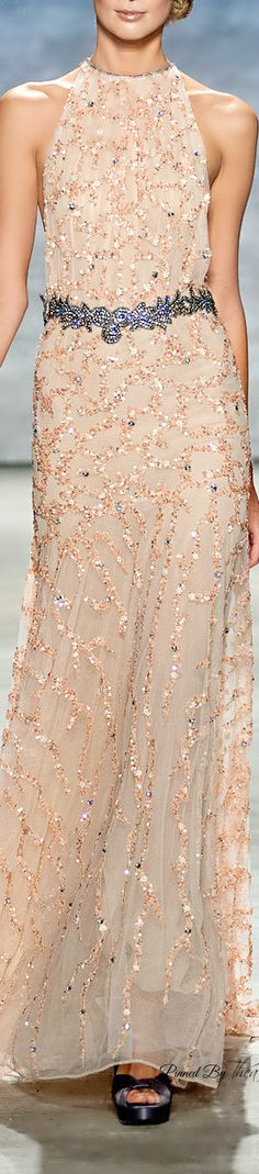Without the belt Haute Couture Gowns, Couture Fashion, Runway Fashion, Fashion 2015, Womens Fashion, High Fashion Dresses, Glamour, Gala Dresses, Beautiful Gowns