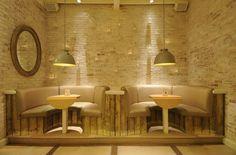 Australasia restaurant by Michelle Derbyshire & Edwin Design, Manchester