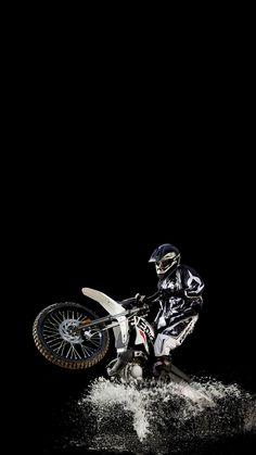 Ideas For Wallpaper Masculino Carro Ktm Dirt Bikes, Cool Dirt Bikes, Trail Motorcycle, Enduro Motorcycle, Motos Ktm, Moto Wallpapers, Enduro Motocross, Motorcycle Wallpaper, Dirt Bike Girl