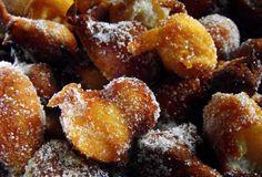 Castagnole For Carnival ( fried dough balls)  by lacuochinasopraffina.com