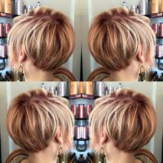 """Love color and cut [ """"Love    Pixie"""