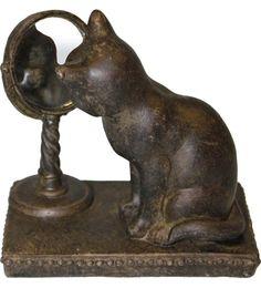 #Dekofiguren  #Katze Bookends, Bond, Table Lamp, Home Decor, Cats, Lamp Table, Decoration Home, Room Decor, Table Lamps