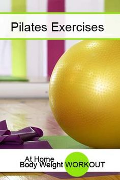 Pilates Exercises for Body Fitness - At Home Body Weight Workout Improve Mental Health, Good Mental Health, Home Body Weight Workout, Health And Wellness, Health Fitness, Body Fitness, Health Diet, Wellness Fitness, Pilates Workout