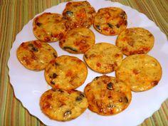 METS DELICE: Mini-clafoutis au chorizo ( 1 pp/ clafoutis)