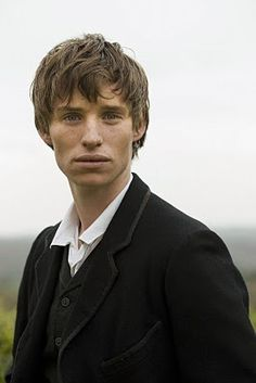 He needs to be someone in one of our stories...    eddie redmayne
