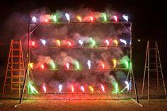 Olaf Breuning |  http://olafbreuning.tumblr.com/ | NYC | studio@olafbreuning.com #installation #lights #sculpture #newyork #nyc #newyorkcity #ny
