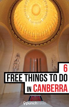 #free things to do in #canberra #australia