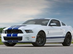 2013 Ford Mustang Shelby GT500 Test Drive