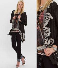 XOXO love the layering for this look