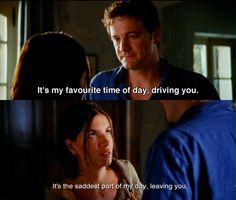 """""""It's my favourite time of the day.."""" ~ Love Actually (2003) ~ Movie Quotes ~ #romcoms #britishmovies #chickflicks #loveactually #comedies #romanticcomedies #moviequotes"""