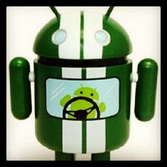 Bonecos android na Basement tem pinned with Pinvolve