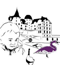 Parc du château - Vizille