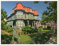 The Queen Victoria in Cape May, the best place to stay!
