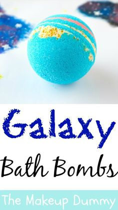 How-To-make-Intergalactic-Galaxy-Bath-Bomb-Fizzies-inspired-by-LUSH-its-easy-cheap-and-fun-to-make-yourself-Tutorial-by-The-Makeup Dummy