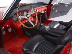 Ferrari 250 GT SWB (Pininfarina), 1961 - Interior