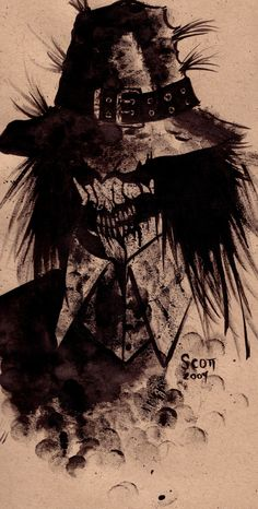 Scarecrow 1 by skmonteiro