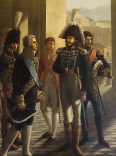 Napoleon Josephine, Empire, Wwii, Military, King, Fictional Characters, Outfits, Army, Suits