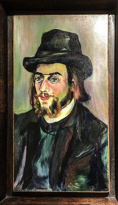 Portrait d'Erik Sati