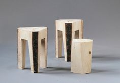1 | A Robot Lumberjack Chainsaws Trees Into Chairs | Co.Design: business + innovation + design