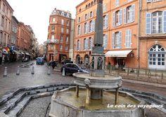 Rendez-vous n°7 : Dans la place / Toulouse place Saint Etienne