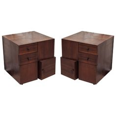 Pair Cube Tables by Antoine Proulx 7200