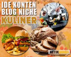 Ini dia 8 ide konten artikel yang bisa anda terapkan dalam blog niche kuliner atau food blog.