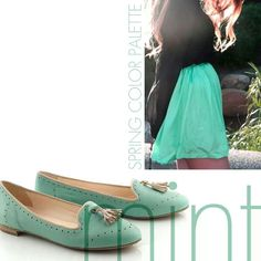 Mint Summer 2014, Mint, Loafers, Shoes, Fashion, Travel Shoes, Moda, Zapatos, Moccasins