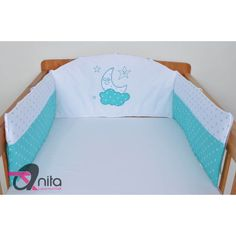 Hímzett, íves fejvédő türkizzöld csillag mintás D0337-D0335 dh78 pb 40 - Megnézem! Toddler Bed, Furniture, Home Decor, Homemade Home Decor, Home Furnishings, Interior Design, Home Interiors, Decoration Home, Home Decoration