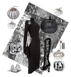 """""""Glitz & Glam!!!!!"""" by kotnourka ❤ liked on Polyvore featuring Chloé, Dolce&Gabbana, Yves Saint Laurent, Casa Cortes, Trollbeads, IMAX Corporation, Bling Jewelry, Cultural Intrigue and Givenchy"""